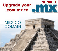 .MX Domain Sunrise
