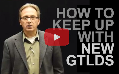 How To Keep Up With New gTLDs