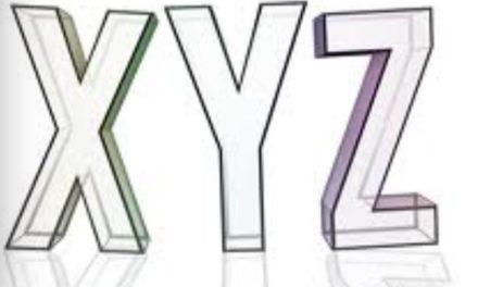 .XYZ on the rise!