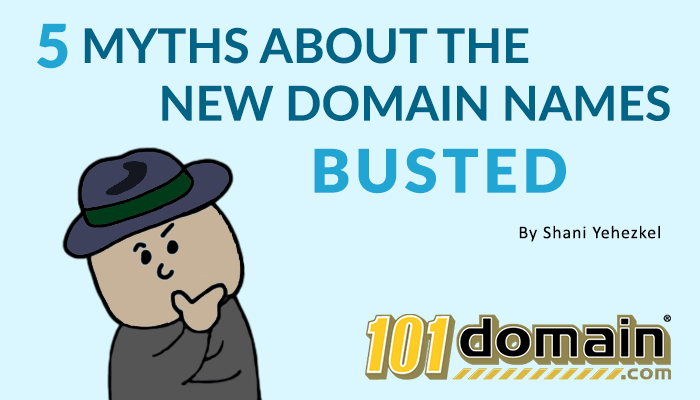 5 Myths About The New gTLDs – Busted