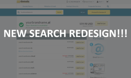 Take A Tour Of Our New Search