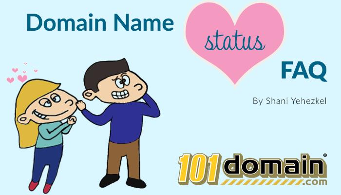 Domain Name Status FAQ