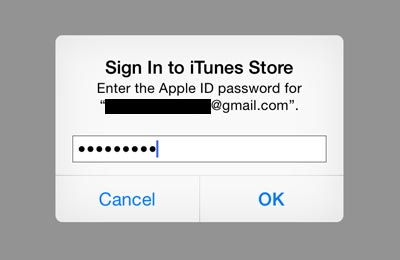 Enter-Your-Password-for-Apple-ID - 101domain Blog