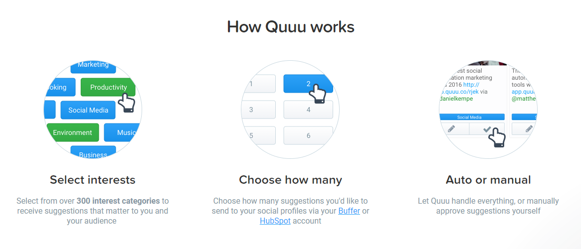 online resources quuu