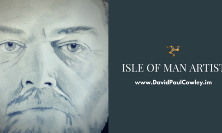 Customer Spotlight: Isle of Man Artist David Paul Cowley