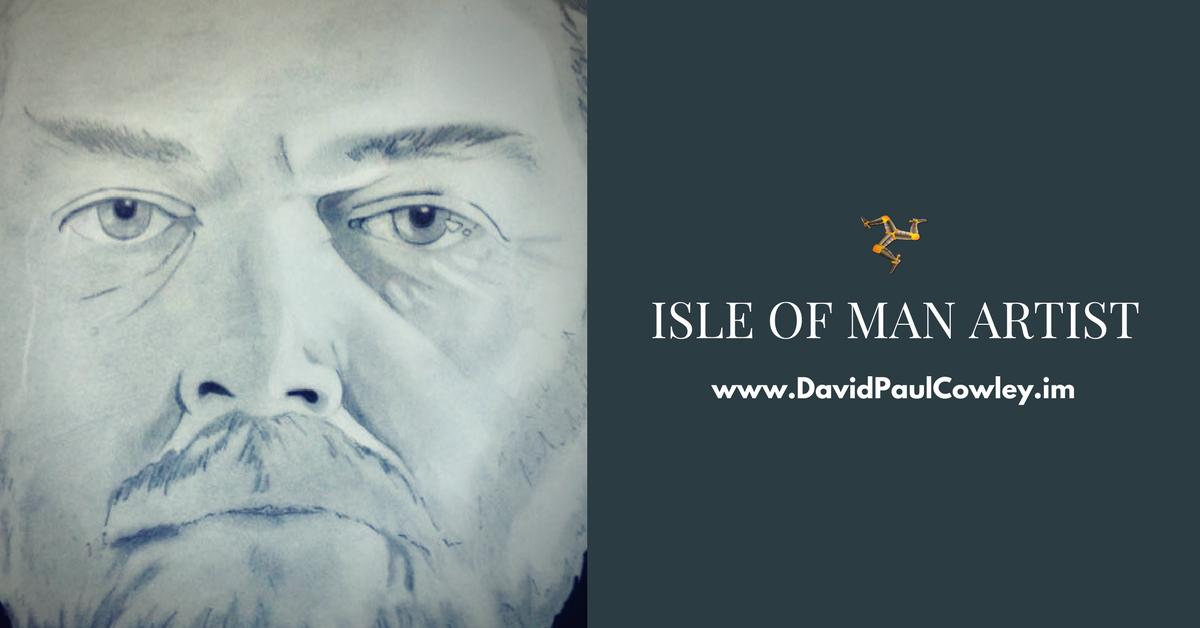 Customer Spotlight: Isle of Man Artist David Paul Cowley
