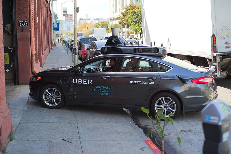 Artificial Intelligence Uber