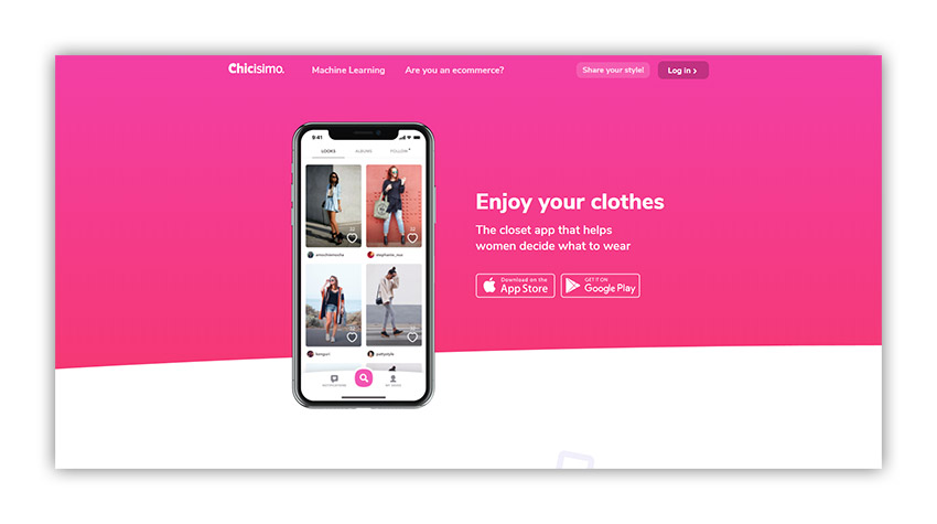 outfits .app domain