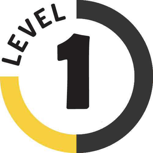level 1 personal shared hosting