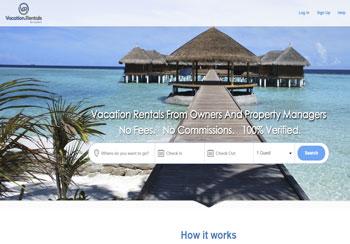 vacation rentals buy a premium domain name