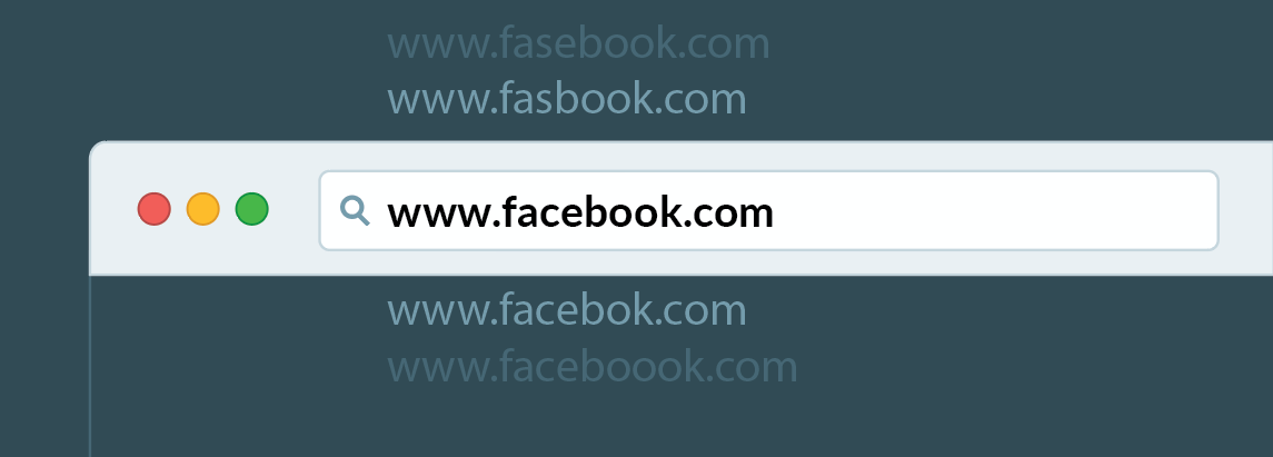 facebook typosquatting permutations