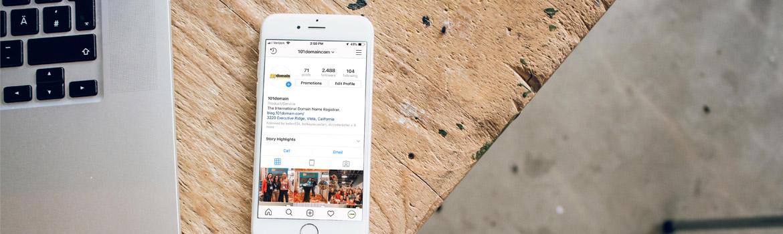 Would You Survive an Instagram Shutdown? - 101domain Blog