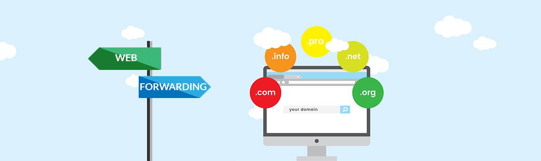 web forwarding
