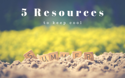 5 Web Resources to keep cool this summer