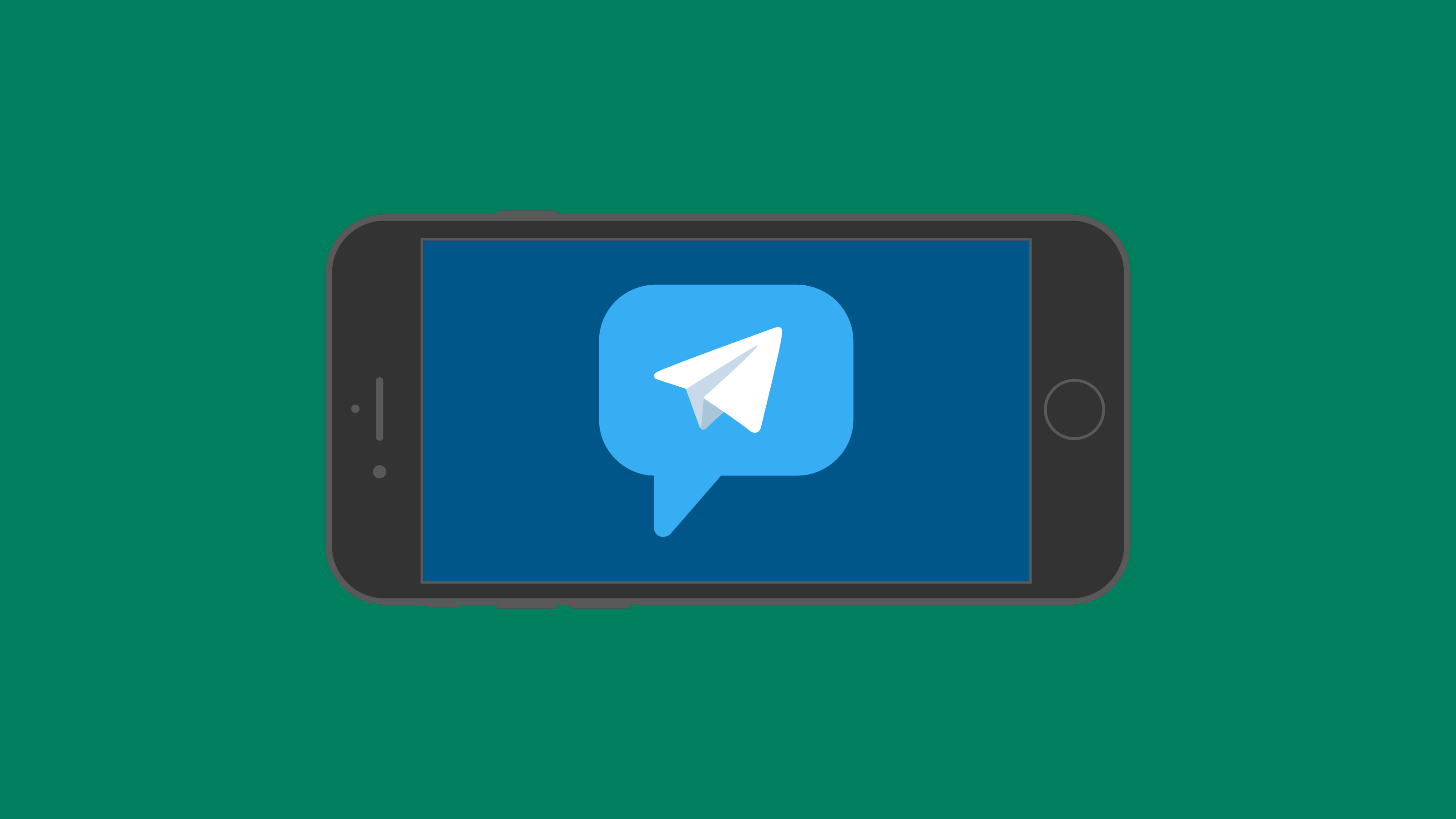 DDoS attack on Telegram Messenger