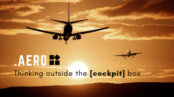 .AERO: Thinking outside the [cockpit] box