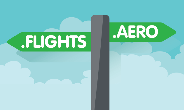 .AERO vs. .FLIGHTS – Restricted vs. Unrestricted