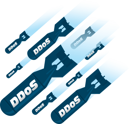 Whopper DDoS attack