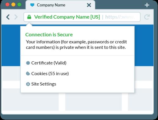 güvenli site bağlantısı