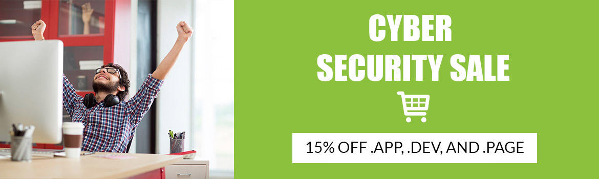 Cybersecurity Sale