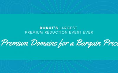 Premium Domains for a Bargain Price