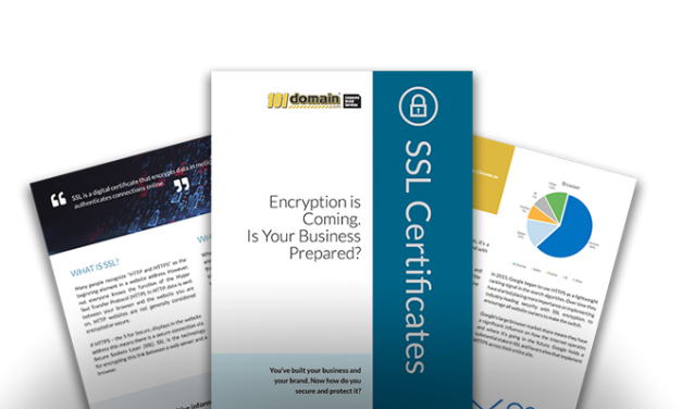 SSL Certificates 101
