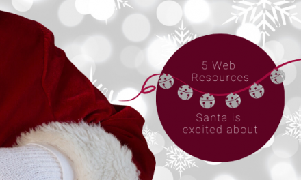 5 Web Resources Santa is excited about