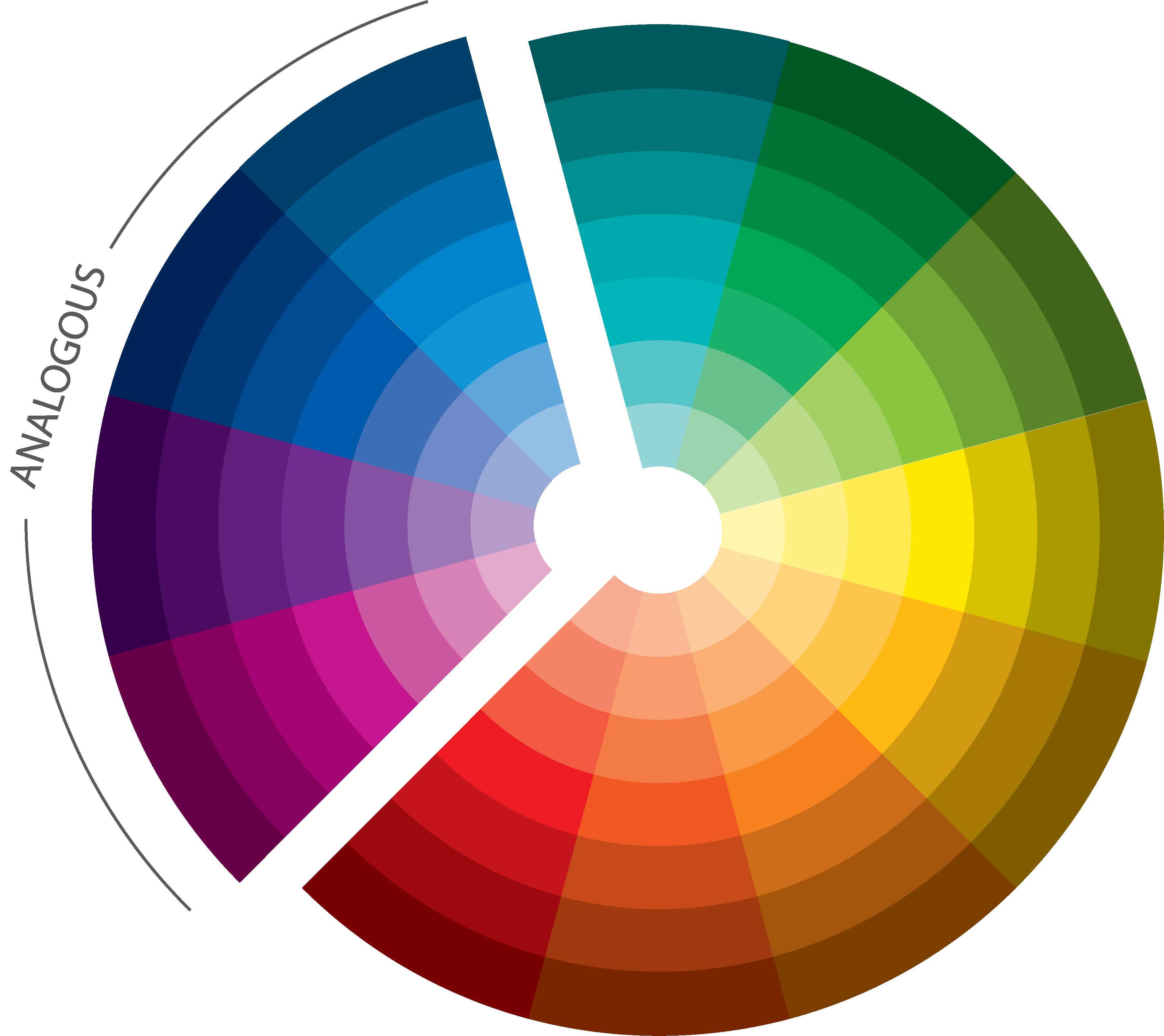 Analogous color