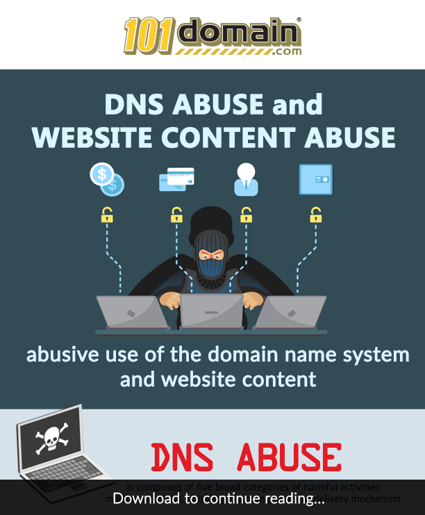 reverse domain name hijacking infographic