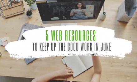 June Web Resources