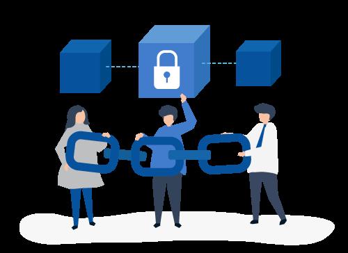 blockchain domain control
