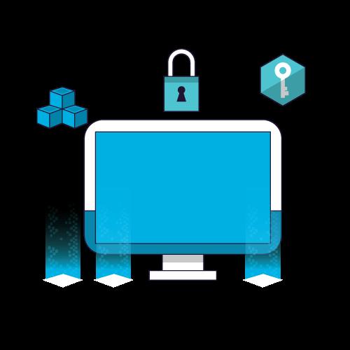 Handshake blockchain TLD security