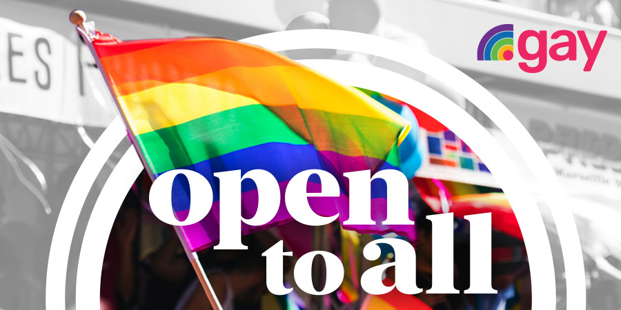 .gay domain open to all