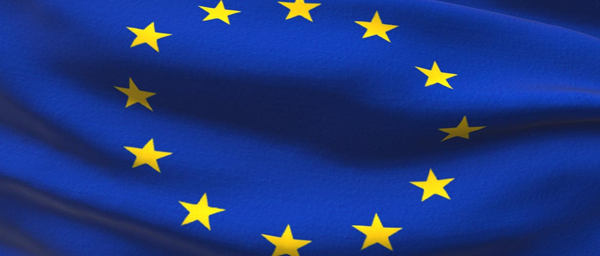 European Union's .ed domain and flag