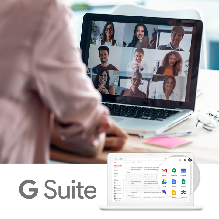 G Suite Google Meet