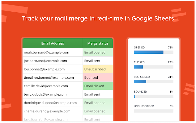 G Suite Marketplace Yet Another Mail Merge