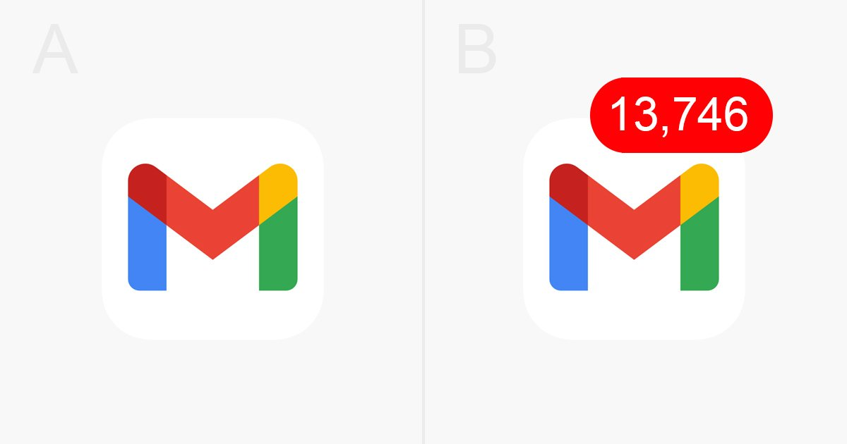 two types of gmail users