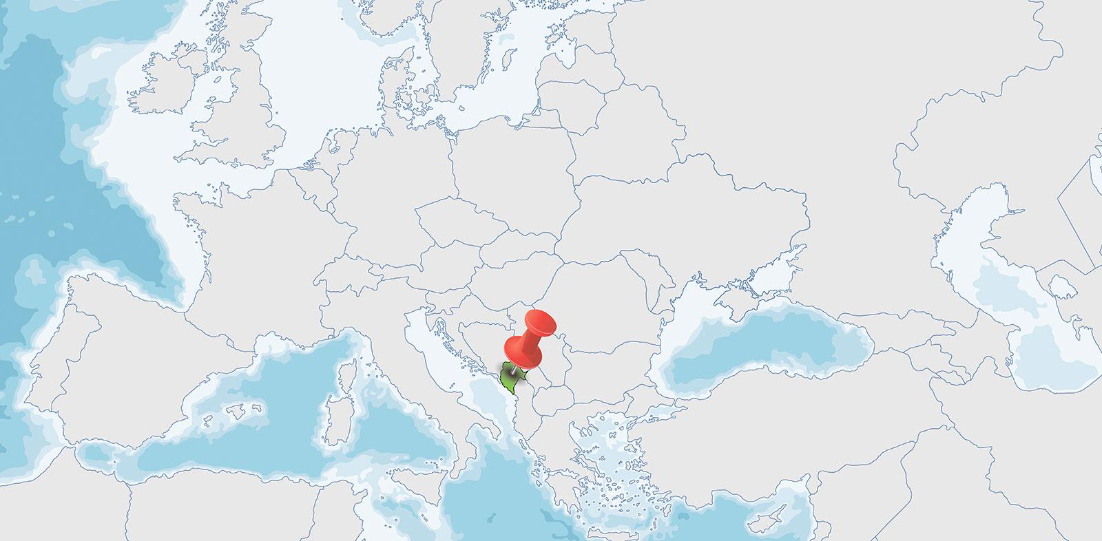 .ar domain Argentina map