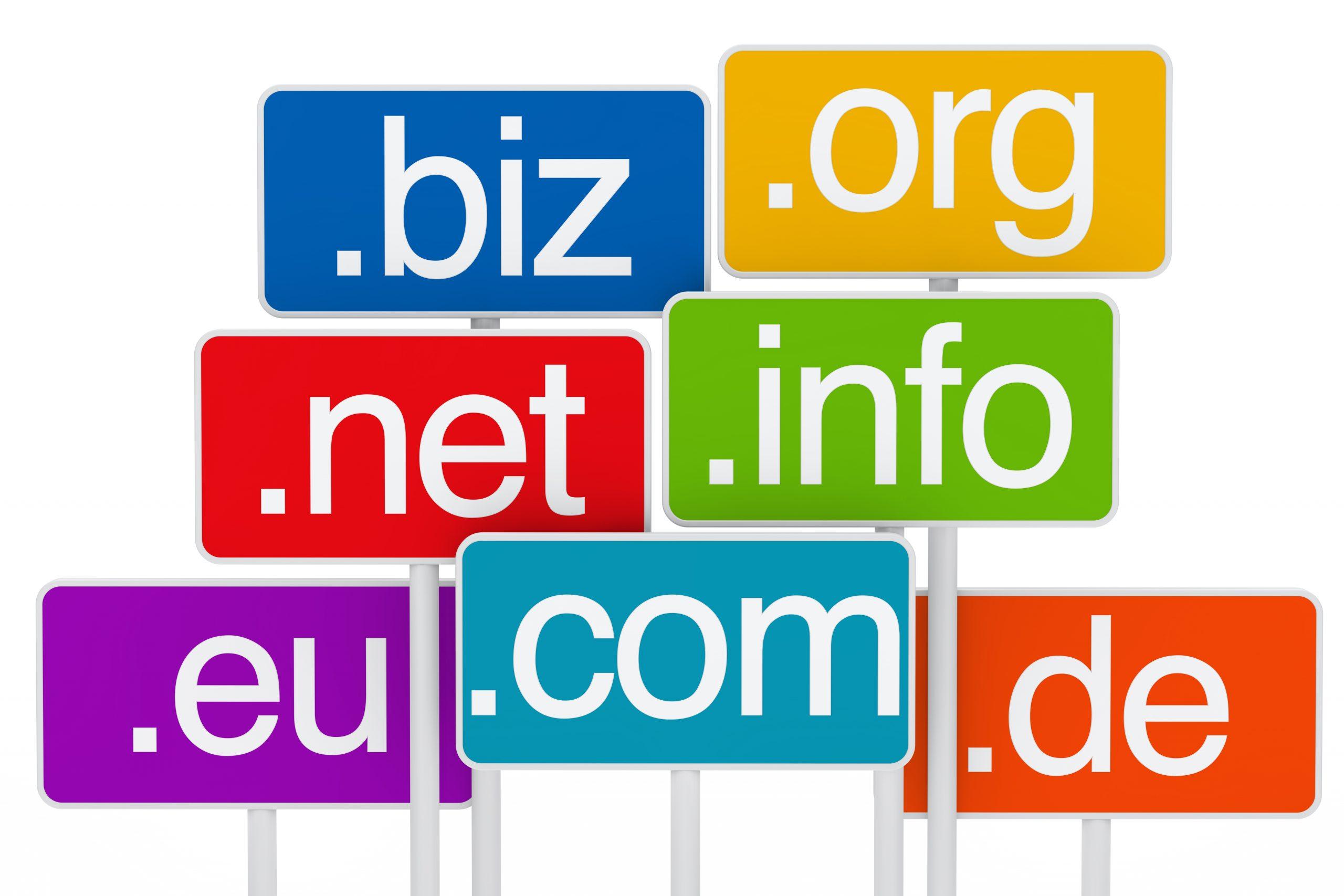 domain portfolio management extensions