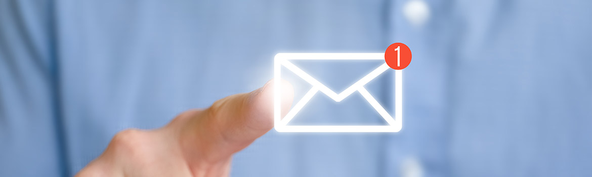 upgrade your email service