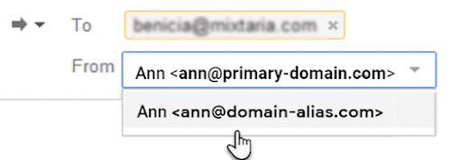 domain alias