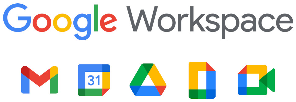 google workspace logo and icons