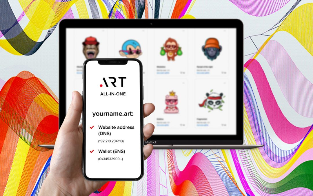 How the NFT Craze Finds its Digital Home With .ART